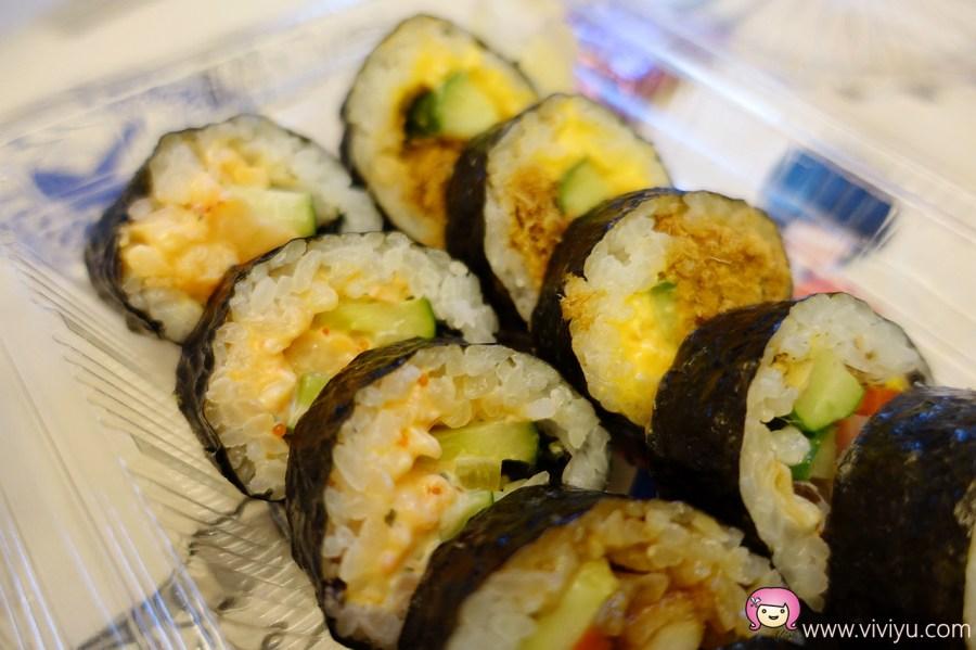 八德壽司,八德小吃,八德美食,壽司桑,忠勇公園,桃園美食,銅板美食 @VIVIYU小世界