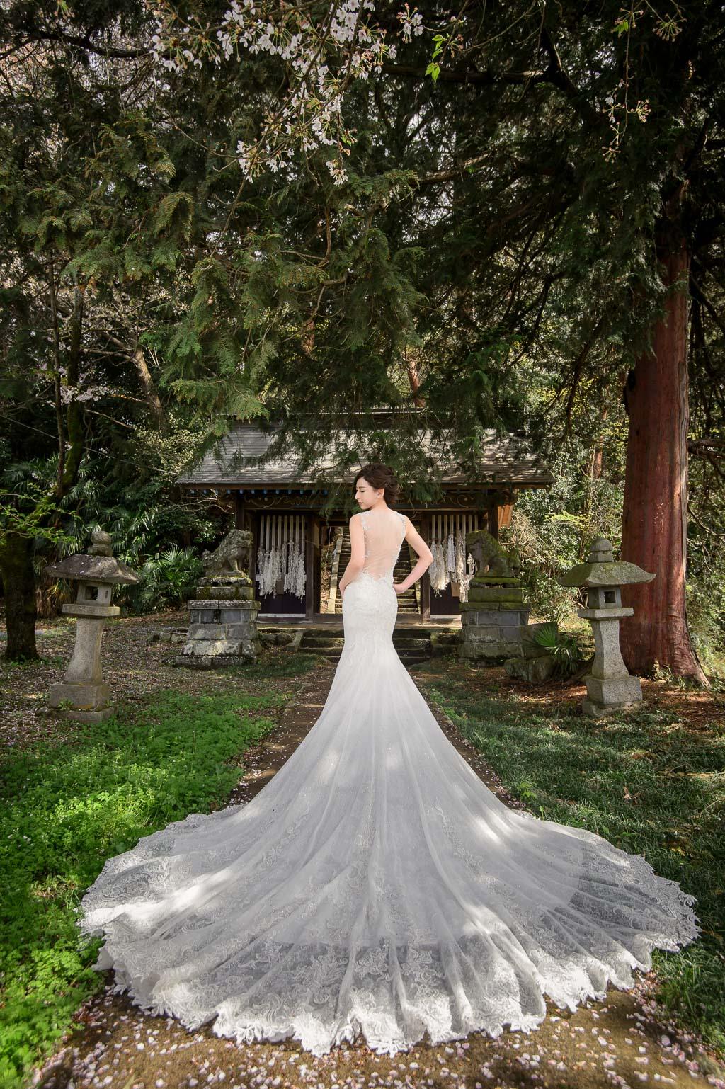 婚攝小勇,小寶團隊, Niniko, 自助婚紗, 海外婚紗,河口湖,櫻花,富士山-001