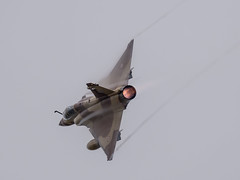 French Air Force Couteau Delta Dassault Mirage 2000D RIAT 2017
