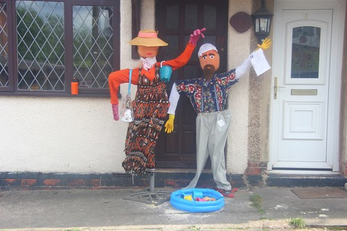 Gary and Maud on Holiday