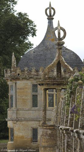 Garden Pavilion; Montacute House / National Trust