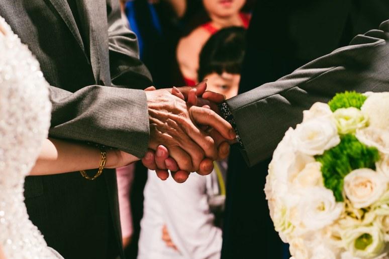 """""""台北推薦台中婚攝,JOE愛攝影,結婚迎娶,婚攝台北彭園"""