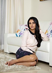 Indian Actress Ramya Hot Sexy Images Set-1 (82)