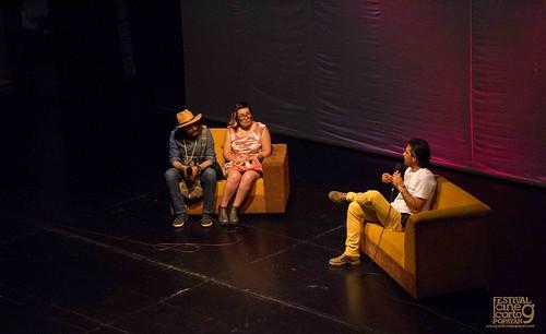 Conversatorio con realizadores de Champiñon (1)