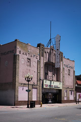 Aztlan Theatre, Santa Fe District, Denver, Colorado, USA