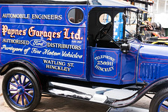 Pynes Garage Truck