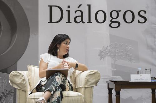 """""""Diálogos"""" con José Naranjo y Nicolás Castellano"""