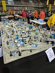 Brisbricks LEGO Fan Expo, Chandler 2017