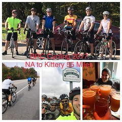 NA to Kittery Bike Ride