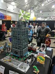 Oz Comic-con Brisbane 2017