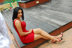 Indian Actress Ramya Hot Sexy Images Set-1 (11)