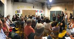 """Isaac Salvatierra: """"Un poble és una comunitat que comparteix un horitzó. Gràcies poble de #Tiana Gràcies @PDECAT_DC_Tiana @CUPTiana @Esquerra_Tiana @JuntsTiana """""""