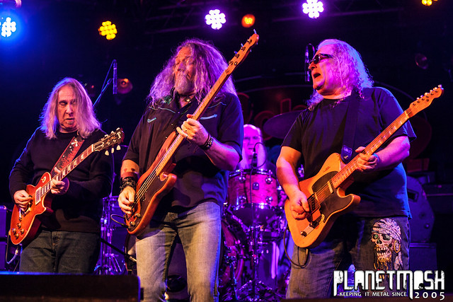 The Kentucky Headhunters - Robin 2, Bilston - 2Oct17 (160 of 162)