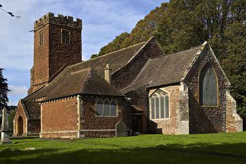 Wembdon Churchyard