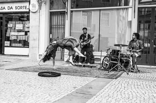 Agile Dancer .... Coimbra