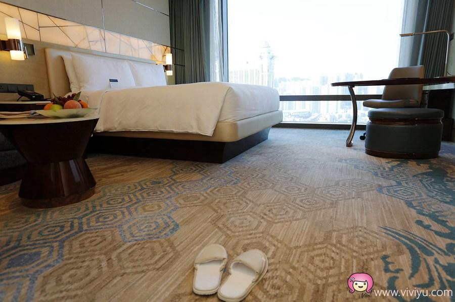 [澳門住宿]澳門銀河綜合渡假城.JW萬豪酒店~大型水上設施、早餐選擇上百種! @VIVIYU小世界