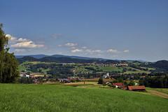 Windberg über Hunderdorf
