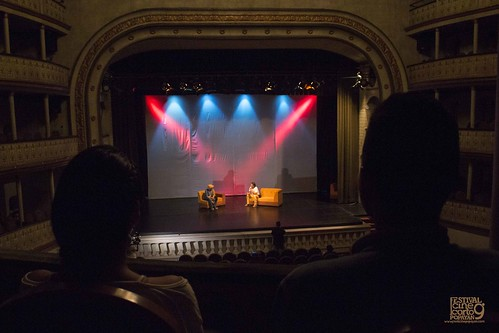 Conversatorio con realizadores de Champiñon (2)