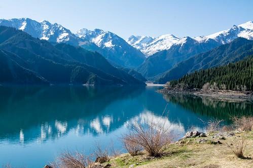 Lac Tianchi