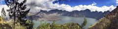 Mount Rinjani's amazing view