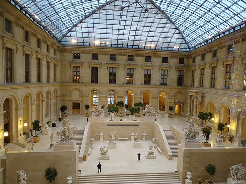 """Louvre Paris • <a style=""""font-size:0.8em;"""" href=""""http://www.flickr.com/photos/160223425@N04/27081470159/"""" target=""""_blank"""">View on Flickr</a>"""