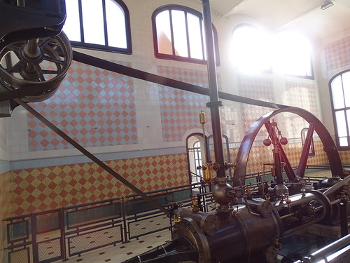 "main steam engine terrassa technology museum • <a style=""font-size:0.8em;"" href=""http://www.flickr.com/photos/160223425@N04/38774997692/"" target=""_blank"">View on Flickr</a>"