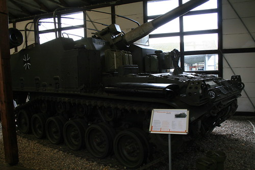 """Tank Museum Munster • <a style=""""font-size:0.8em;"""" href=""""http://www.flickr.com/photos/160223425@N04/25008010618/"""" target=""""_blank"""">View on Flickr</a>"""