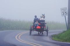 Amish Speed Limit