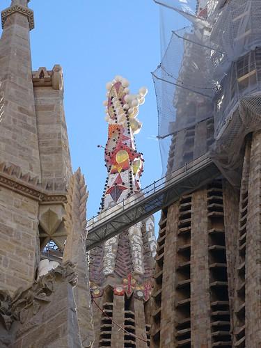 "Sagrada Família Gaudi Barcelona • <a style=""font-size:0.8em;"" href=""http://www.flickr.com/photos/160223425@N04/38778063262/"" target=""_blank"">View on Flickr</a>"