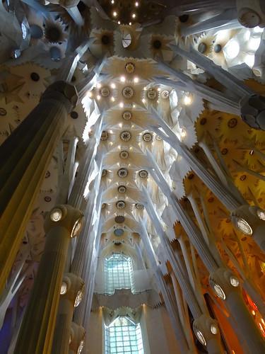 "Sagrada Família Gaudi Barcelona • <a style=""font-size:0.8em;"" href=""http://www.flickr.com/photos/160223425@N04/37921791715/"" target=""_blank"">View on Flickr</a>"