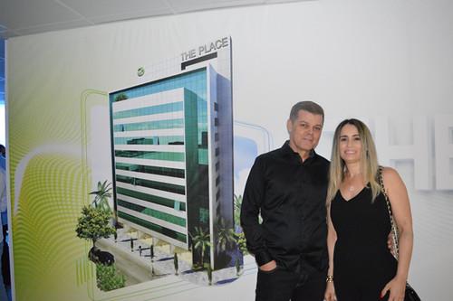 Jader Soares e Révia