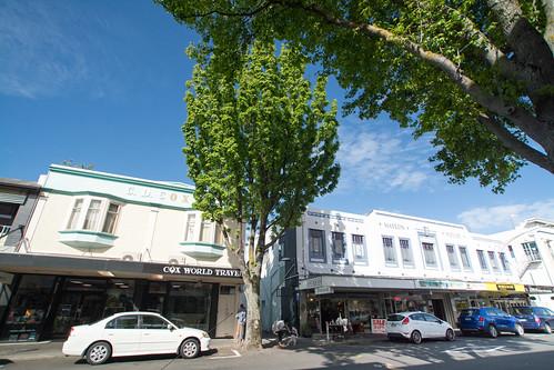 Nouvelle Zélande-Napier