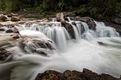 Salto del Río Melipué - Rupumeica Alto