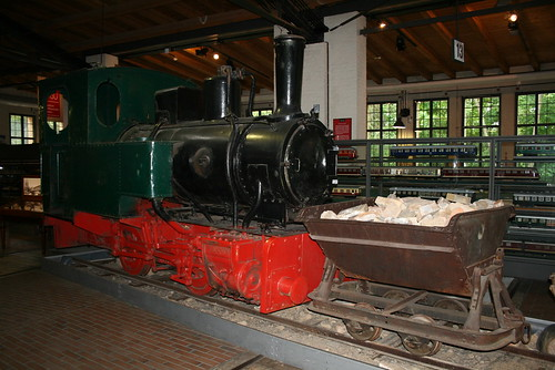 "Deutsches Technikmuseum Railway • <a style=""font-size:0.8em;"" href=""http://www.flickr.com/photos/160223425@N04/38238948034/"" target=""_blank"">View on Flickr</a>"