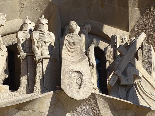 "Sagrada Família Gaudi Barcelona • <a style=""font-size:0.8em;"" href=""http://www.flickr.com/photos/160223425@N04/38778068382/"" target=""_blank"">View on Flickr</a>"