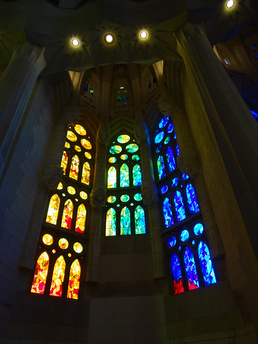 "Sagrada Família Gaudi Barcelona • <a style=""font-size:0.8em;"" href=""http://www.flickr.com/photos/160223425@N04/37921814065/"" target=""_blank"">View on Flickr</a>"
