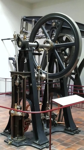 "Deutsches Museum München Steam Engine • <a style=""font-size:0.8em;"" href=""http://www.flickr.com/photos/160223425@N04/25038977618/"" target=""_blank"">View on Flickr</a>"