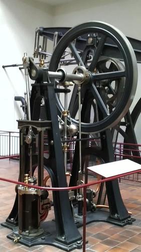 "Deutsches Museum München Steam Engine • <a style=""font-size:0.8em;"" href=""http://www.flickr.com/photos/160223425@N04/25038977618/"" target=""_blank"">View on Flickr</a>"