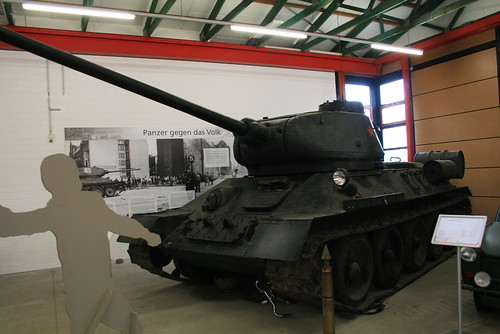 "Tank Museum Munster • <a style=""font-size:0.8em;"" href=""http://www.flickr.com/photos/160223425@N04/38848882162/"" target=""_blank"">View on Flickr</a>"