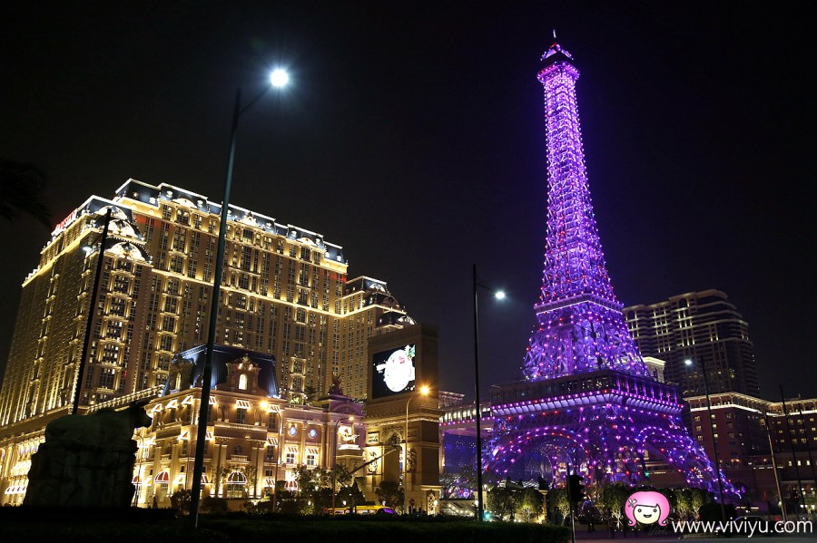 下午茶,巴黎鐵塔,澳門巴黎人,澳門巴黎人下午茶,澳門巴黎人鐵塔,澳門旅遊,澳門美食 @VIVIYU小世界