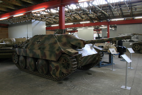 """Tank Museum Munster • <a style=""""font-size:0.8em;"""" href=""""http://www.flickr.com/photos/160223425@N04/27102690569/"""" target=""""_blank"""">View on Flickr</a>"""