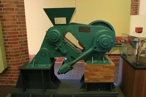 "Deutsches Bergbau Museum Bochum • <a style=""font-size:0.8em;"" href=""http://www.flickr.com/photos/160223425@N04/38013069355/"" target=""_blank"">View on Flickr</a>"