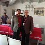 Dottore Savazzi e Tony Folino