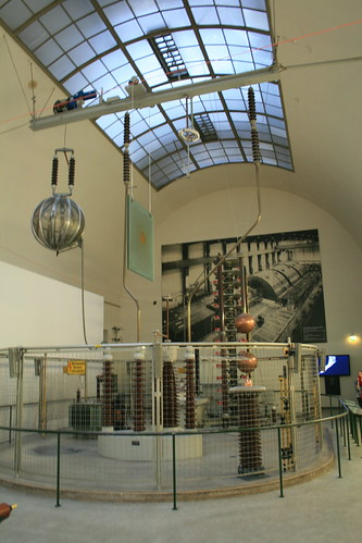 """Deutsches Museum Electricity • <a style=""""font-size:0.8em;"""" href=""""http://www.flickr.com/photos/160223425@N04/38912348001/"""" target=""""_blank"""">View on Flickr</a>"""