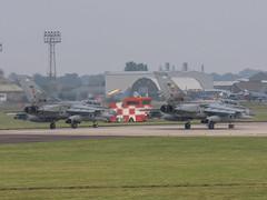 RAF Tornado GR4's