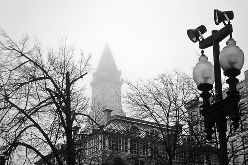 The fog (Boston)