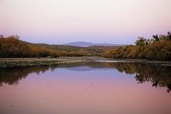 Parting river shot