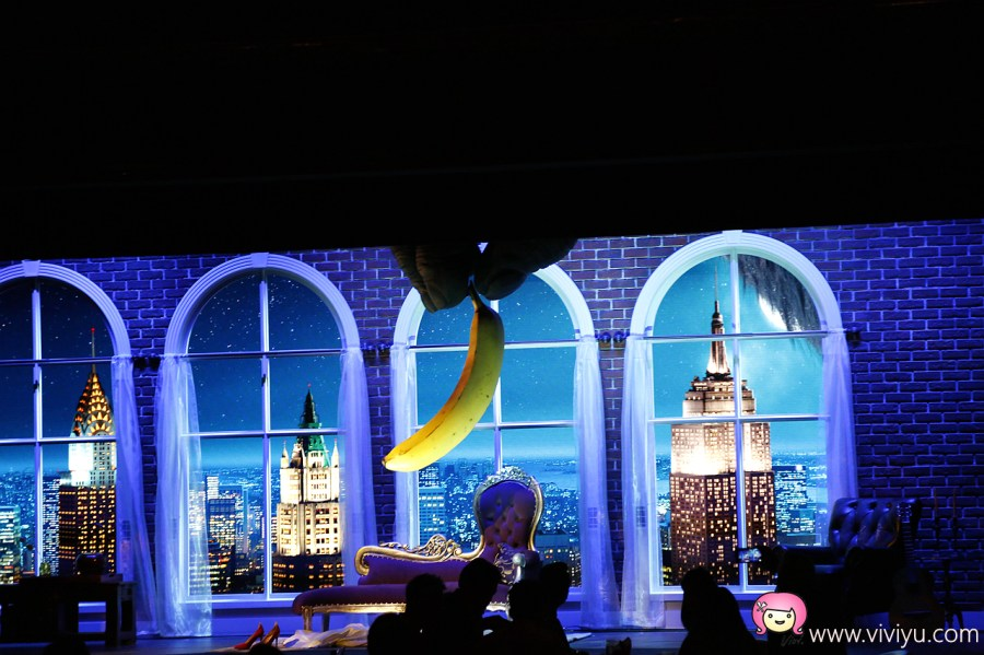 [澳門美食]永利皇宮纜車俯視水舞表演秀~永利扒房餐廳.邊吃飯邊看節目秀 @VIVIYU小世界