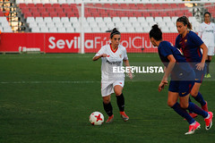 Sevilla FC Femenino - FC Barcelona Femenino-38