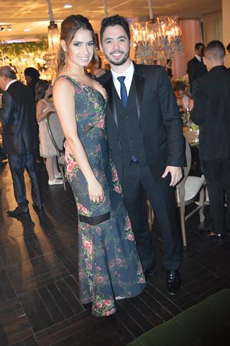 Maíra Canedo e Luís Filipe, de casamento marcado para 28 de julho do ano que vem